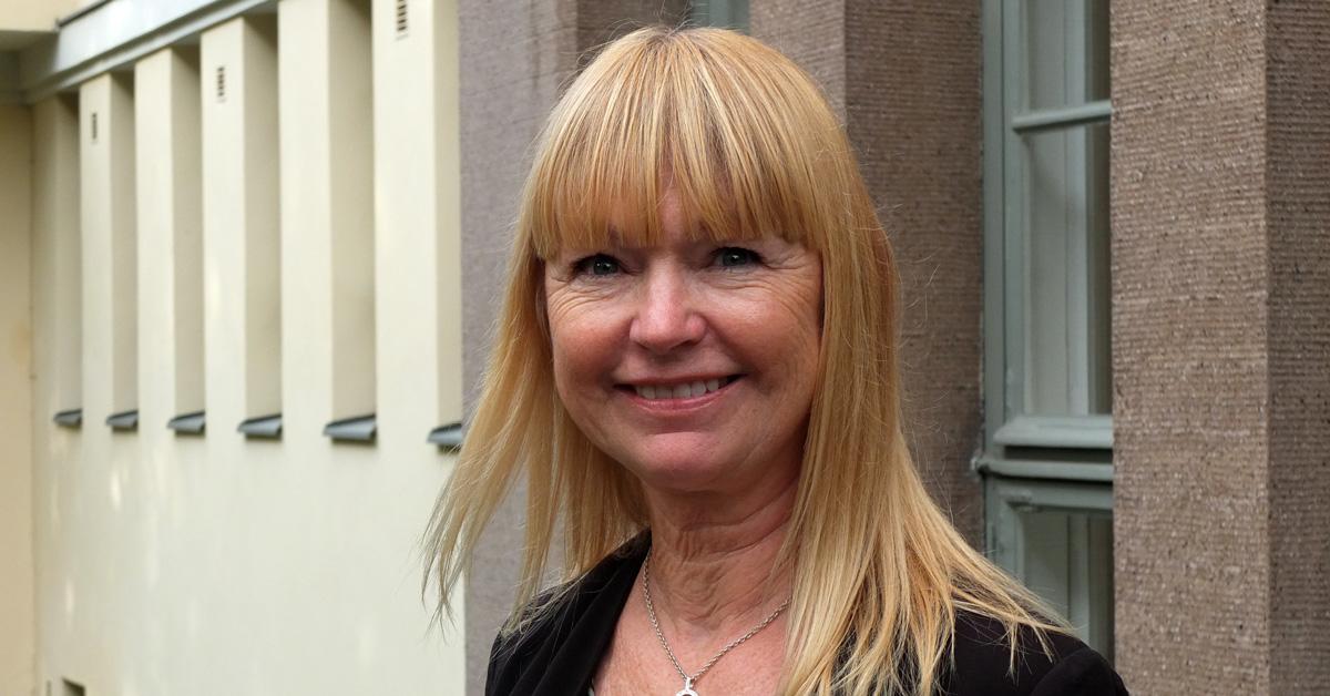 Lotta Löfgren-Mårtenson
