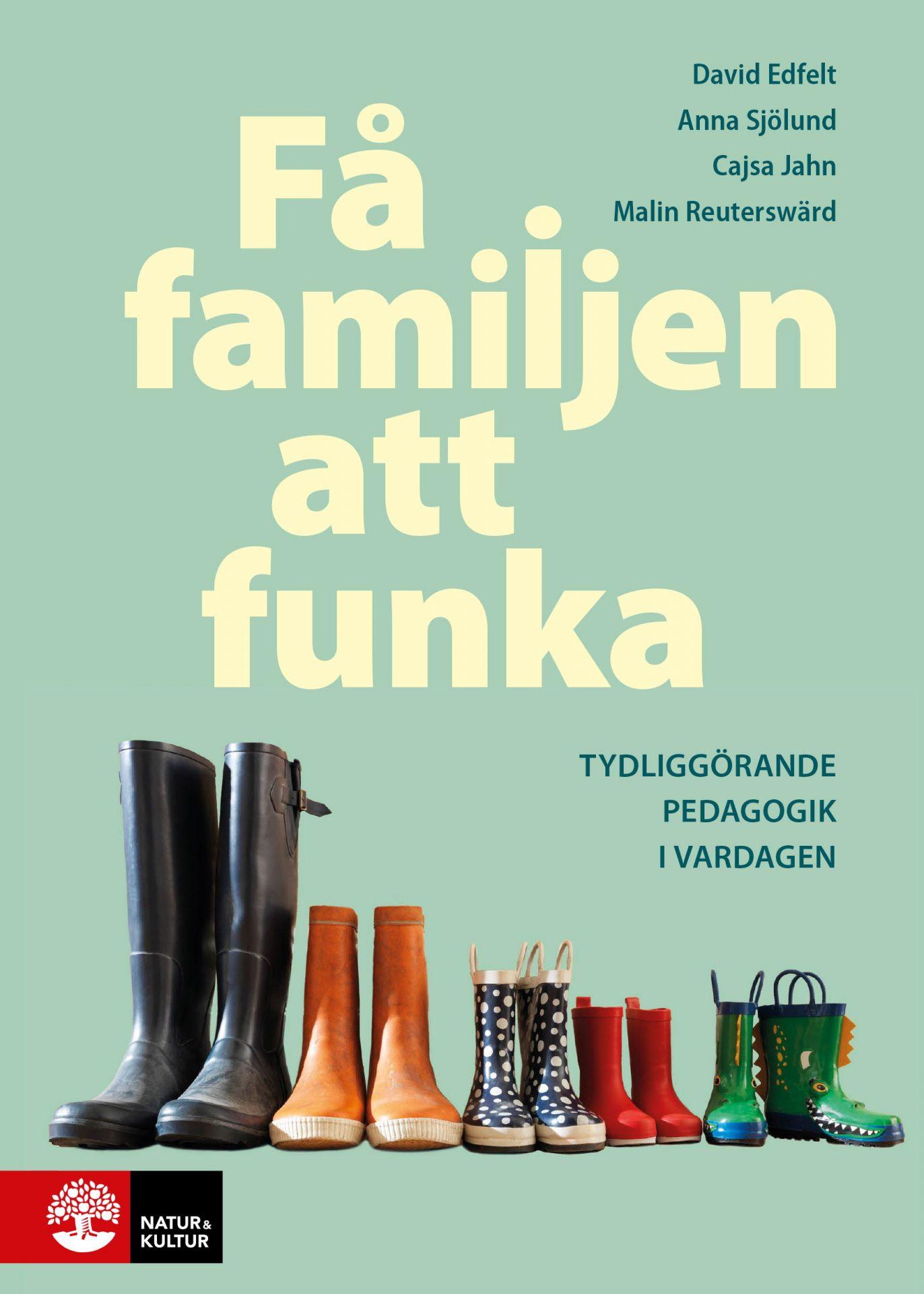 Pärmen på boken Få familjen att funka.